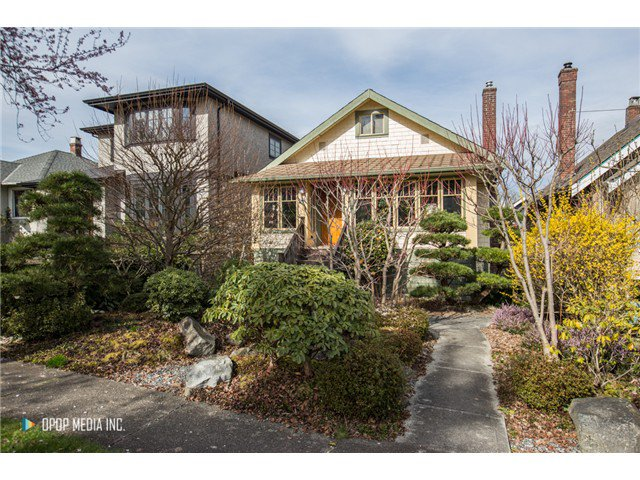 "Main Photo: 3691 W 23RD Avenue in Vancouver: Dunbar House for sale in ""DUNBAR"" (Vancouver West)  : MLS®# V1109810"