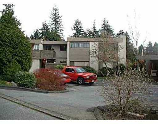Main Photo: 1231 PLATEAU DR in North Vancouver: Pemberton Heights Condo for sale : MLS®# V540738