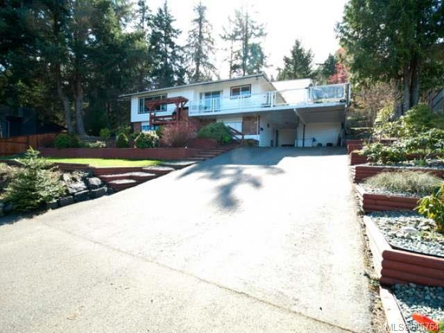 Main Photo: 3619 OVERLOOK DRIVE in NANAIMO: Na Hammond Bay House for sale (Nanaimo)  : MLS®# 696764