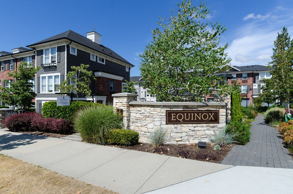 """Main Photo: 77 10415 DELSOM Crescent in Delta: Nordel Townhouse for sale in """"EQUINOX"""" (N. Delta)  : MLS®# F1447243"""