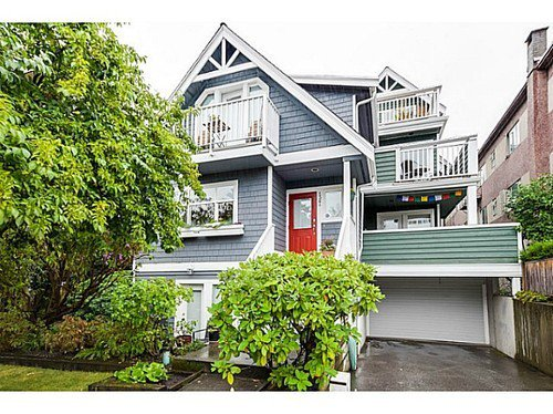Main Photo: A 136 4TH Street W in North Vancouver: Lower Lonsdale Home for sale ()  : MLS®# V1083169