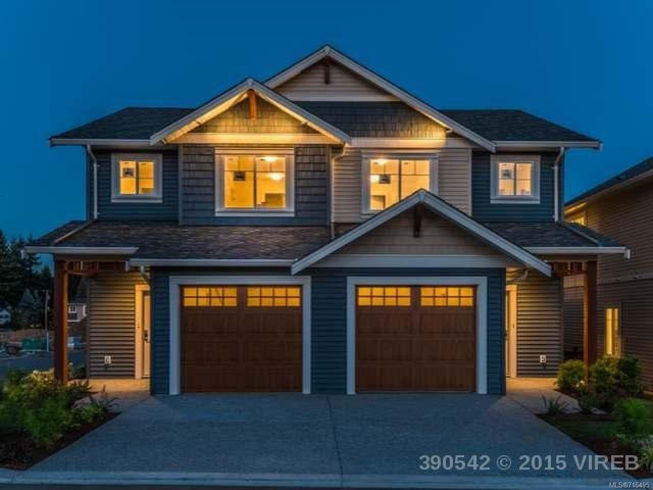 Main Photo: 156 1720 Dufferin Cres in NANAIMO: Na Central Nanaimo Row/Townhouse for sale (Nanaimo)  : MLS®# 716495
