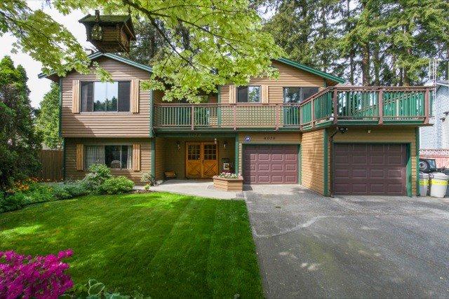 "Main Photo: 6079 132A Street in Surrey: Panorama Ridge House for sale in ""North Ridge"" : MLS®# R2065157"