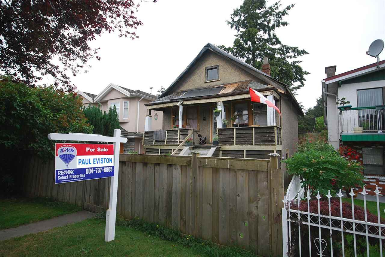 Main Photo: 5839 COMMERCIAL Street in Vancouver: Killarney VE House for sale (Vancouver East)  : MLS®# R2073542