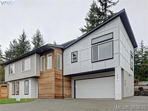 Main Photo: 904 Randall Pl in VICTORIA: La Florence Lake House for sale (Langford)  : MLS®# 754488
