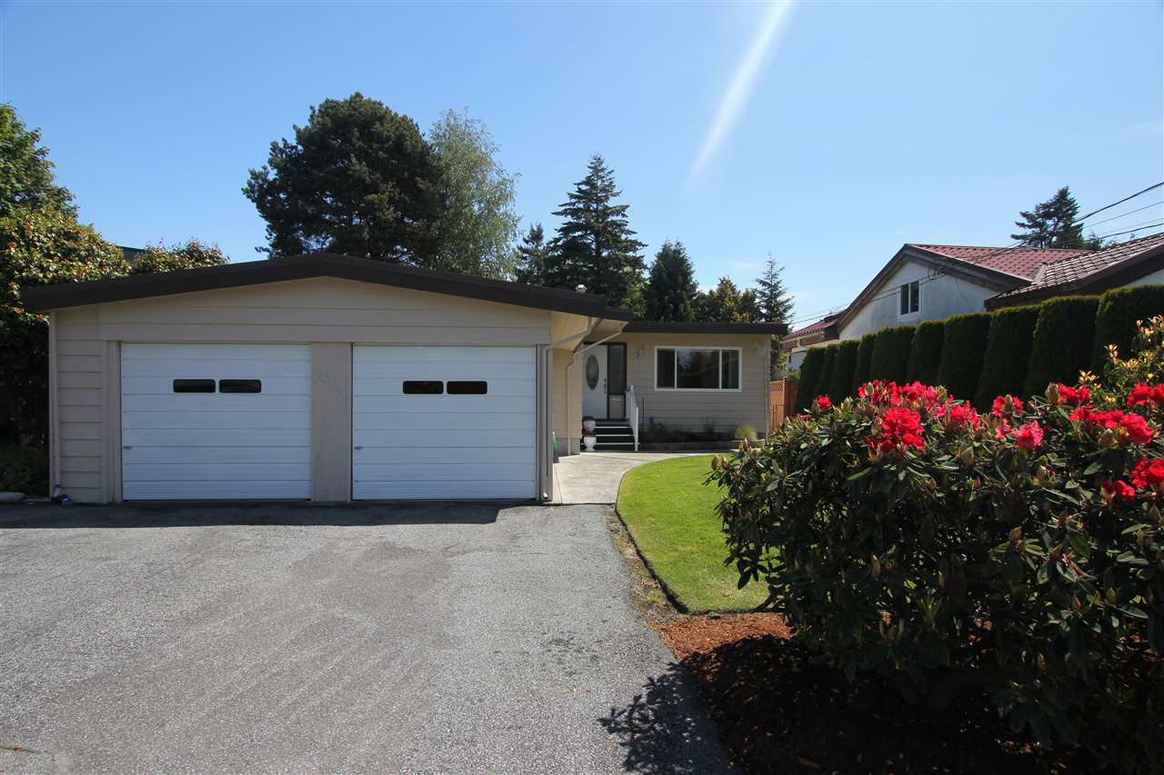 Main Photo: 1508 GILLESPIE ROAD in Delta: Beach Grove House for sale (Tsawwassen)  : MLS®# R2167514