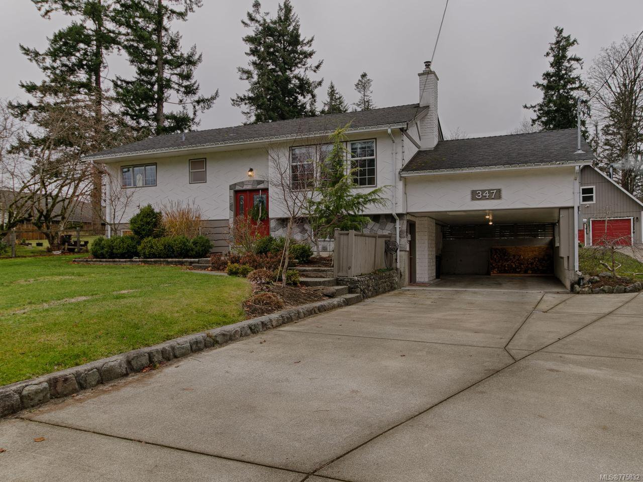 Main Photo: 347 Harrogate Rd in CAMPBELL RIVER: CR Willow Point House for sale (Campbell River)  : MLS®# 775832