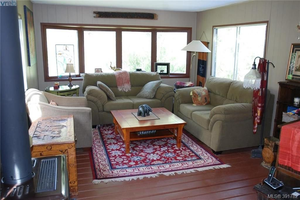 Main Photo: 277 Mansell Rd in SALT SPRING ISLAND: GI Salt Spring Manufactured Home for sale (Gulf Islands)  : MLS®# 787618