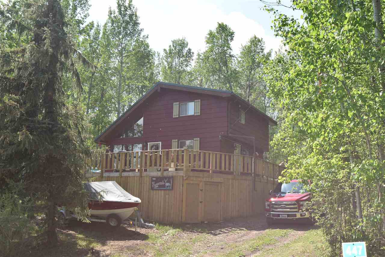 Main Photo: 447-11121 Twp Rd 595: Rural St. Paul County Cottage for sale : MLS®# E4114048