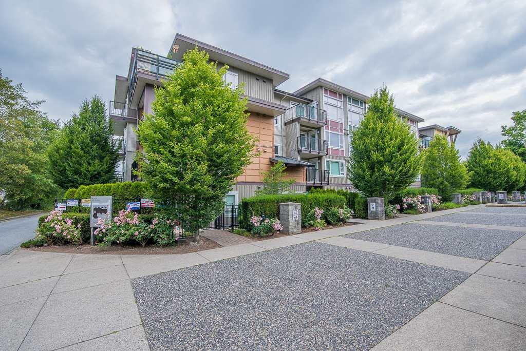 Main Photo: 302 13740 75A Avenue in Surrey: East Newton Condo for sale : MLS®# R2284665