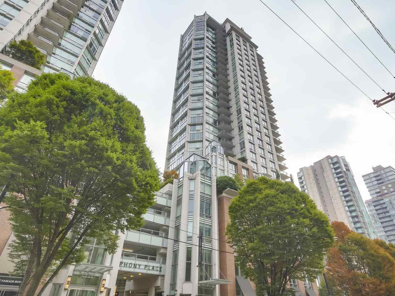 """Main Photo: 903 535 SMITHE Street in Vancouver: Downtown VW Condo for sale in """"DOLCE AT SYMPHONY PLACE"""" (Vancouver West)  : MLS®# R2301055"""