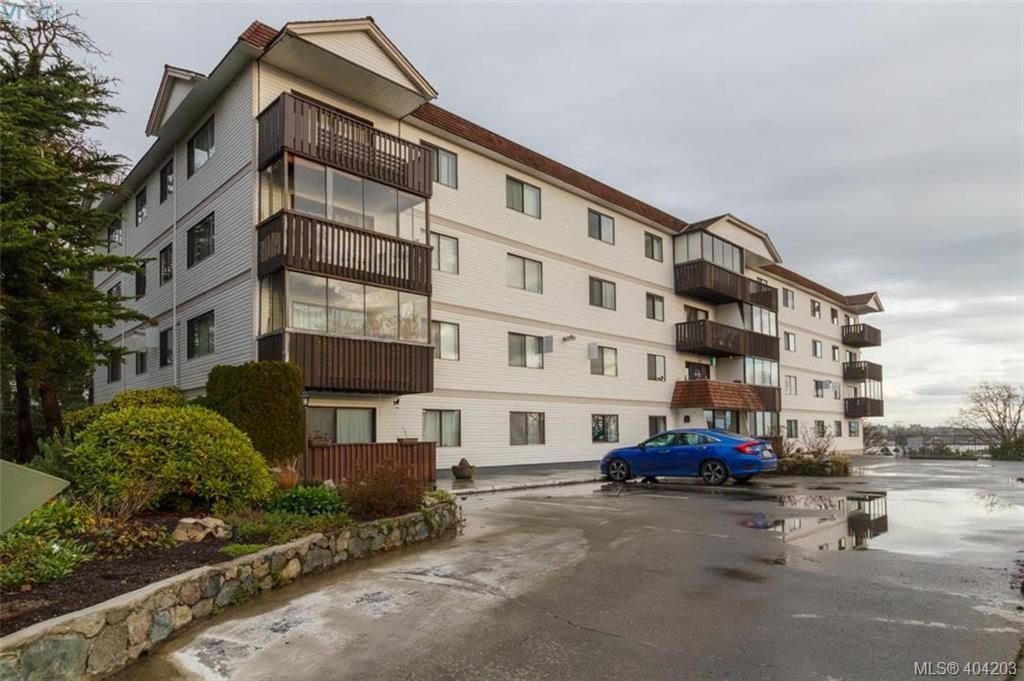 Main Photo: 404 929 Esquimalt Rd in VICTORIA: Es Old Esquimalt Condo for sale (Esquimalt)  : MLS®# 803085