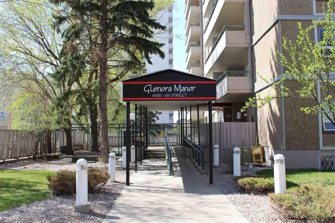 Main Photo: 705 10140 120 Street in Edmonton: Zone 12 Condo for sale : MLS®# E4157934