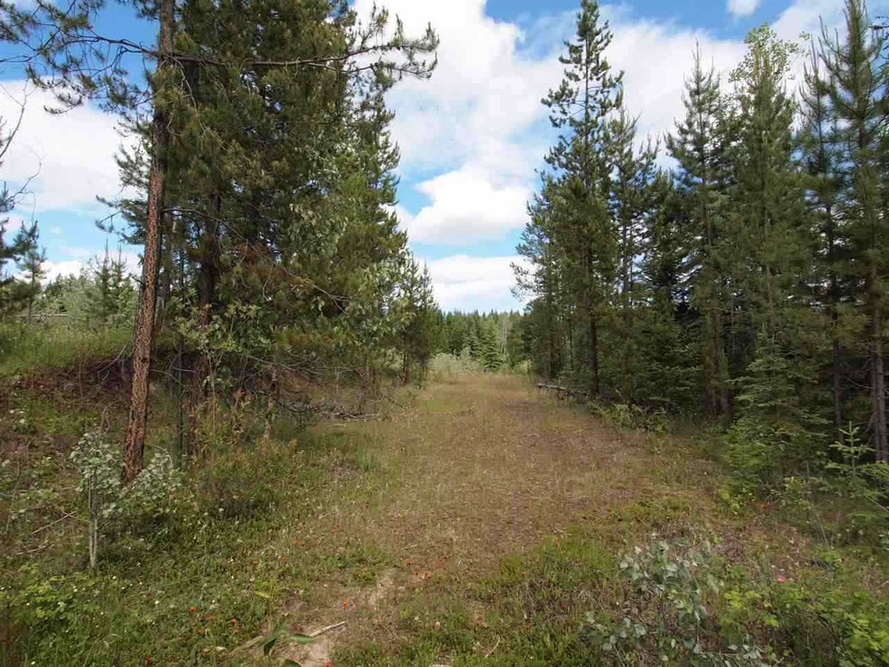 Main Photo: 4573 BAKKEN Road: Forest Grove Land for sale (100 Mile House (Zone 10))  : MLS®# R2377308
