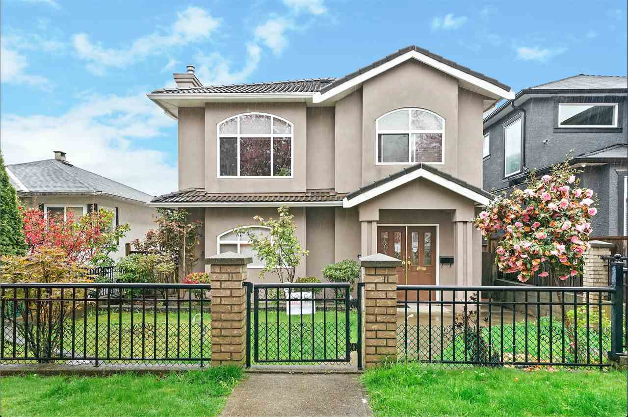 Main Photo: 4625 DUMFRIES Street in Vancouver: Knight House for sale (Vancouver East)  : MLS®# R2379686