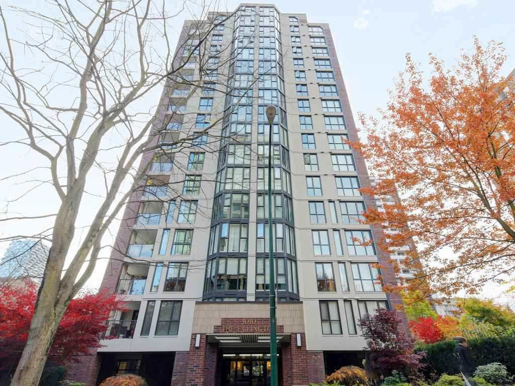 "Main Photo: 502 1010 BURNABY Street in Vancouver: West End VW Condo for sale in ""The Ellington"" (Vancouver West)  : MLS®# R2419029"