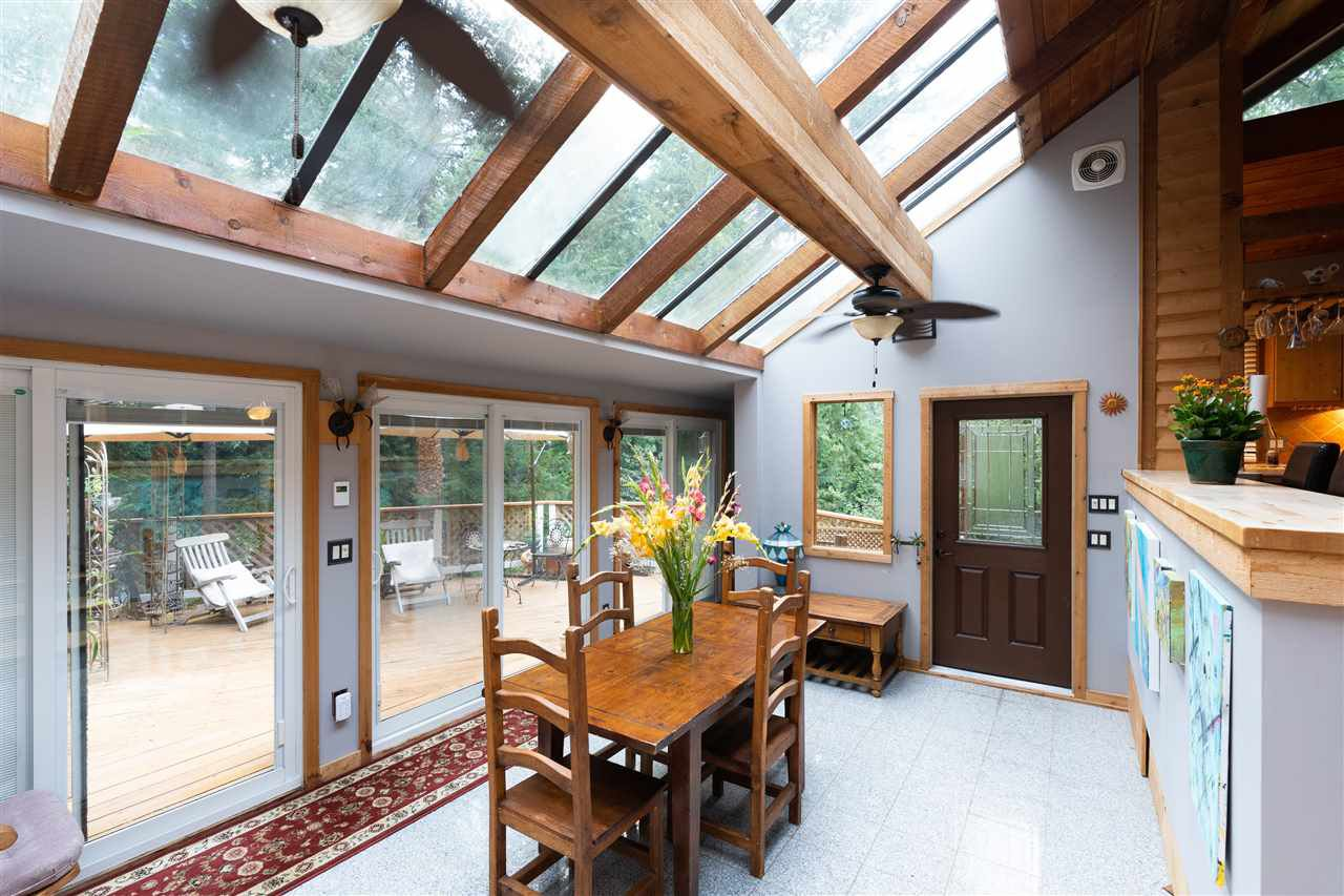 Main Photo: 1218 MILLER Road: Bowen Island House for sale : MLS®# R2524732