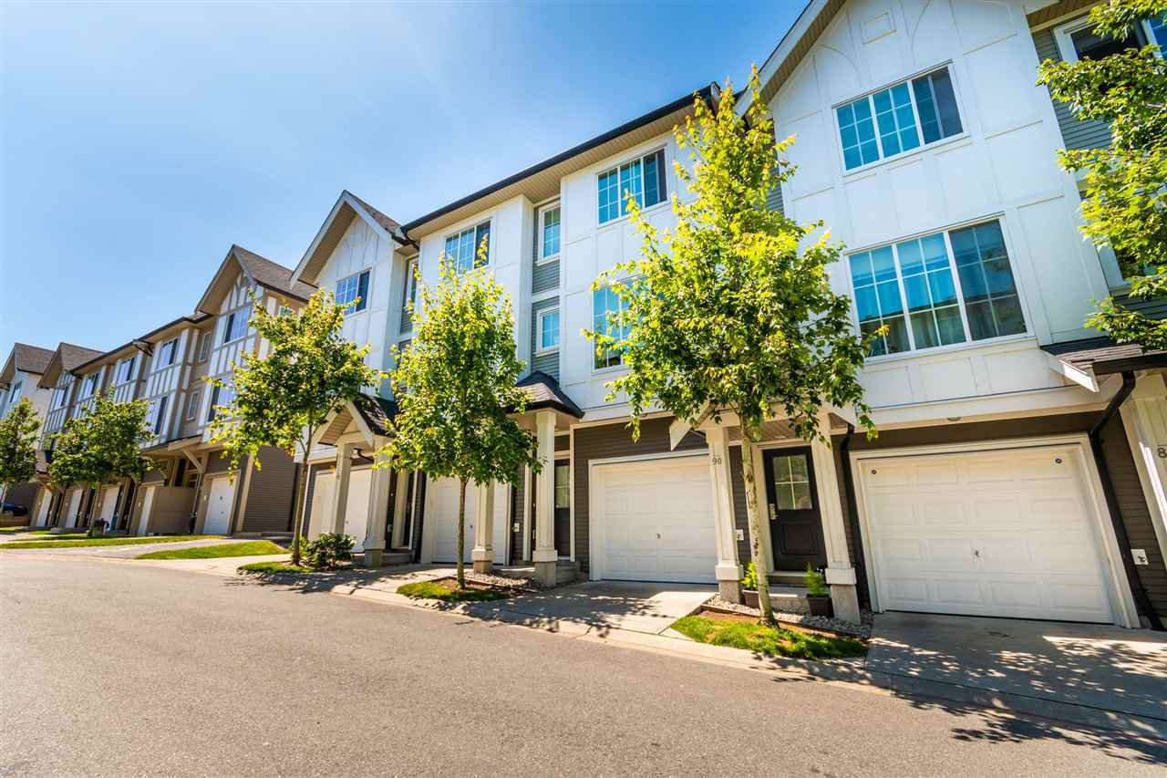 Main Photo: 90 30989 WESTRIDGE Place in Abbotsford: Abbotsford West Townhouse for sale : MLS®# R2526656