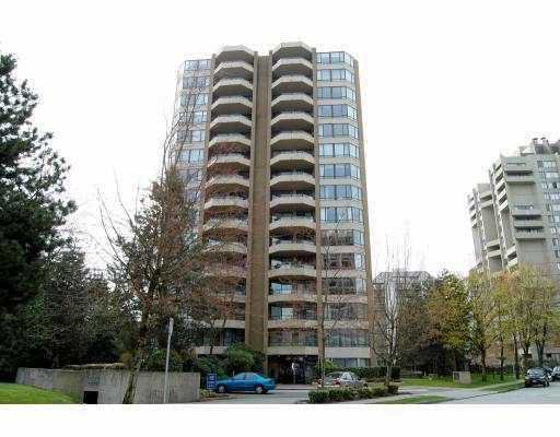 "Main Photo: # 1203 6282 KATHLEEN AV in Burnaby: Metrotown Condo for sale in ""THE EMPRESS"" (Burnaby South)  : MLS®# V956753"