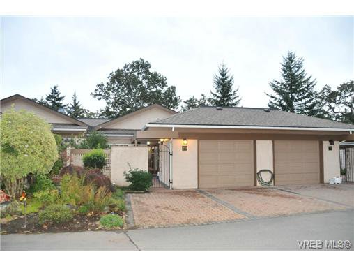 Main Photo: 20 901 Kentwood Lane in VICTORIA: SE Broadmead Townhouse for sale (Saanich East)  : MLS®# 329008