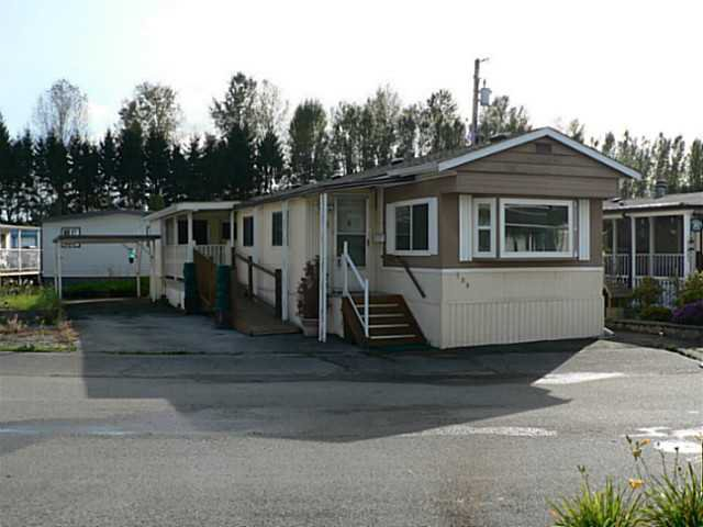 """Main Photo: 104 201 CAYER Street in Coquitlam: Maillardville Manufactured Home for sale in """"WILDWOOD PARK"""" : MLS®# V1029622"""