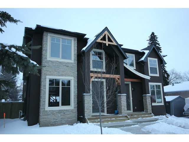 Main Photo: 4009 1 Street NW in CALGARY: Highland Park Residential Attached for sale (Calgary)  : MLS®# C3591936