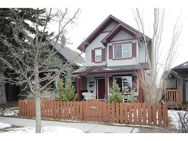 Main Photo: 2232 15A Street SE in Calgary: Inglewood Residential Detached Single Family for sale : MLS®# C3649381