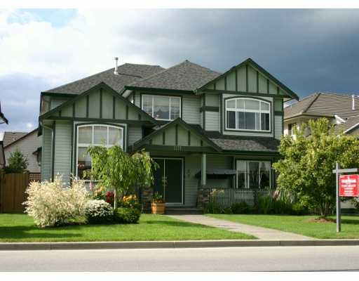 Main Photo: 1171 RIVERSIDE Drive in Port Coquitlam: Riverwood House for sale : MLS®# V609078