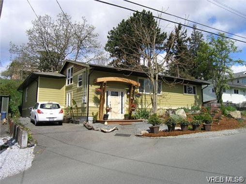 Main Photo: 2586 Wentwich Rd in VICTORIA: La Mill Hill Single Family Detached for sale (Langford)  : MLS®# 703032