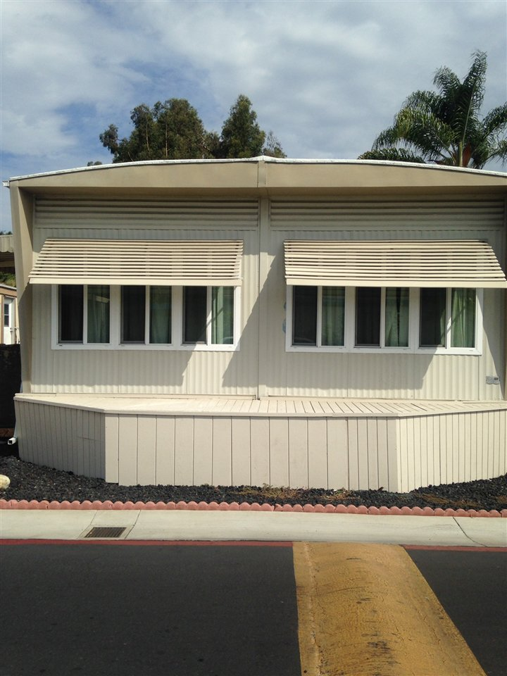 Main Photo: OCEANSIDE Manufactured Home for sale : 3 bedrooms : 259 Blue Springs Lane