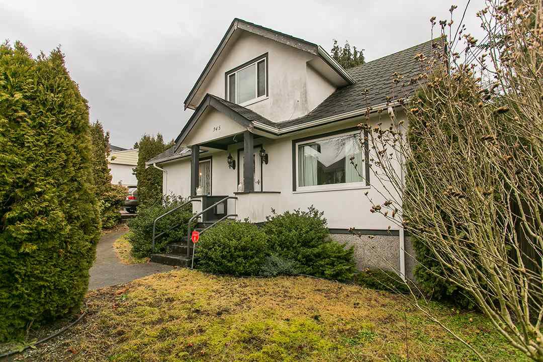Main Photo: 345 MARMONT Street in Coquitlam: Maillardville House for sale : MLS®# R2026819