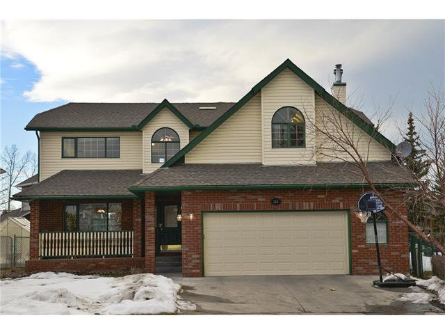 Main Photo: 124 WOODPARK Circle SW in Calgary: Woodlands House for sale : MLS®# C4047863