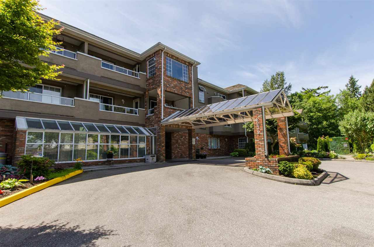 "Main Photo: 216 2239 152 Street in Surrey: Sunnyside Park Surrey Condo for sale in ""Semiahmoo Estates"" (South Surrey White Rock)  : MLS®# R2033570"