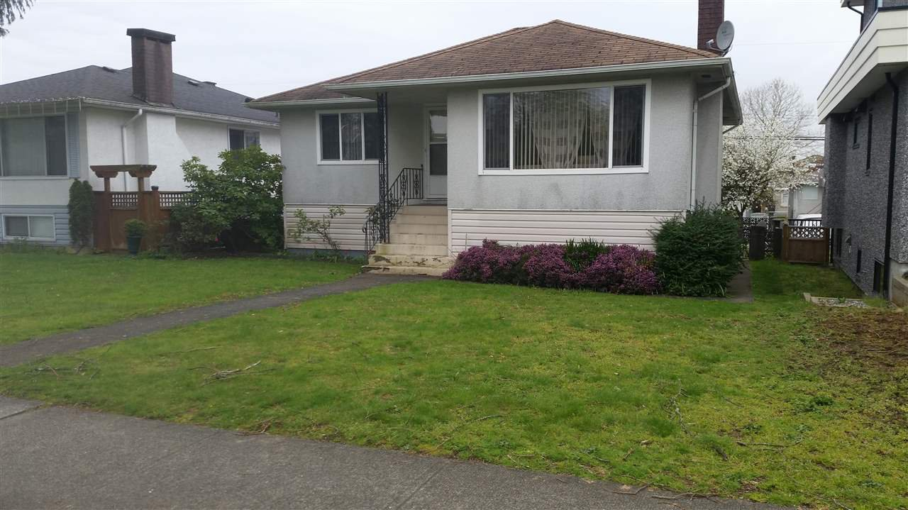 Main Photo: 6571 TYNE Street in Vancouver: Killarney VE House for sale (Vancouver East)  : MLS®# R2054765