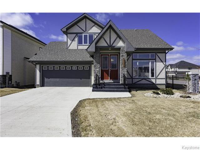 Main Photo: 201 Sablewood Road in Winnipeg: Fort Garry / Whyte Ridge / St Norbert Residential for sale (South Winnipeg)  : MLS®# 1608364