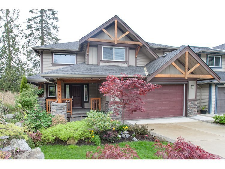 "Main Photo: 13478 229 Loop in Maple Ridge: Silver Valley House for sale in ""HAMPSTEAD BY PORTRAIT HOMES"" : MLS®# R2057210"