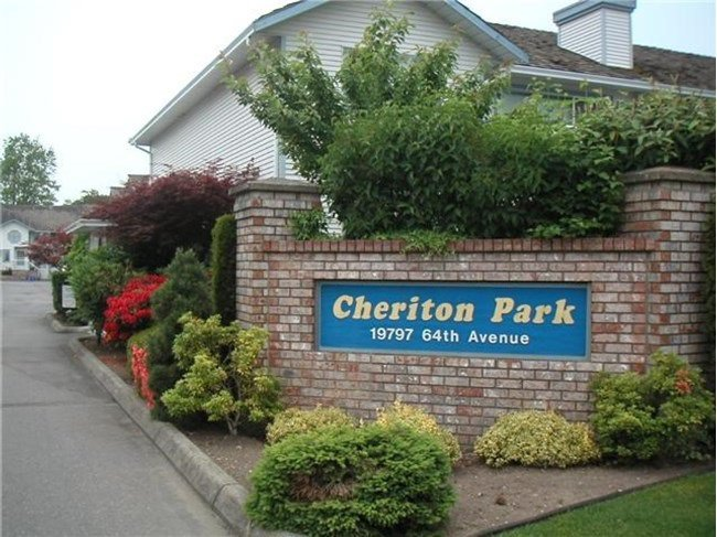 "Main Photo: 35 19797 64 Avenue in Langley: Willoughby Heights Townhouse for sale in ""Cheriton Park"" : MLS®# R2065490"