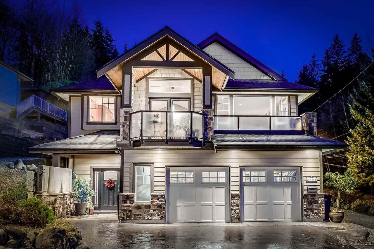 Main Photo: 2801 IVY Street in Port Moody: Port Moody Centre House for sale : MLS®# R2099613