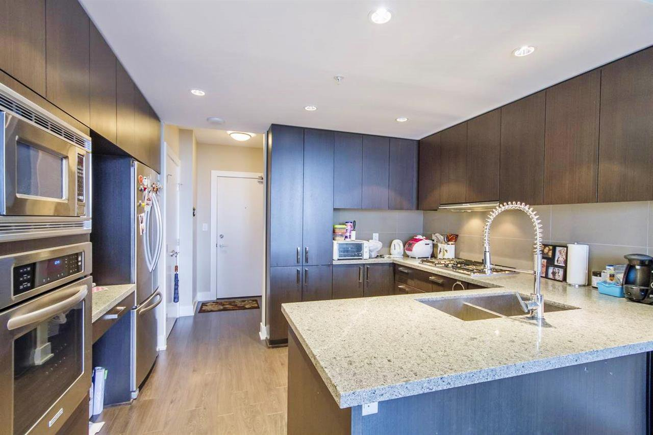 """Main Photo: 2307 1155 THE HIGH Street in Coquitlam: North Coquitlam Condo for sale in """"M ONE"""" : MLS®# R2102676"""