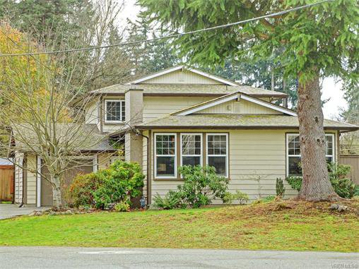 Main Photo: 445 Terrahue Road in VICTORIA: Co Wishart South Single Family Detached for sale (Colwood)  : MLS®# 372058