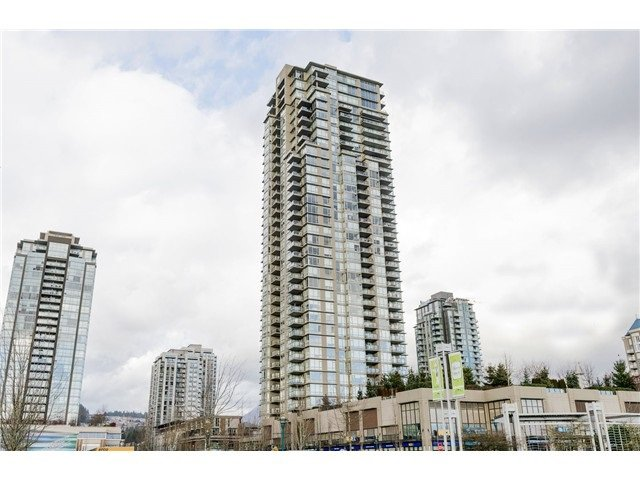 "Main Photo: 2604 2980 ATLANTIC Avenue in Coquitlam: North Coquitlam Condo for sale in ""LEVO"" : MLS®# R2149201"