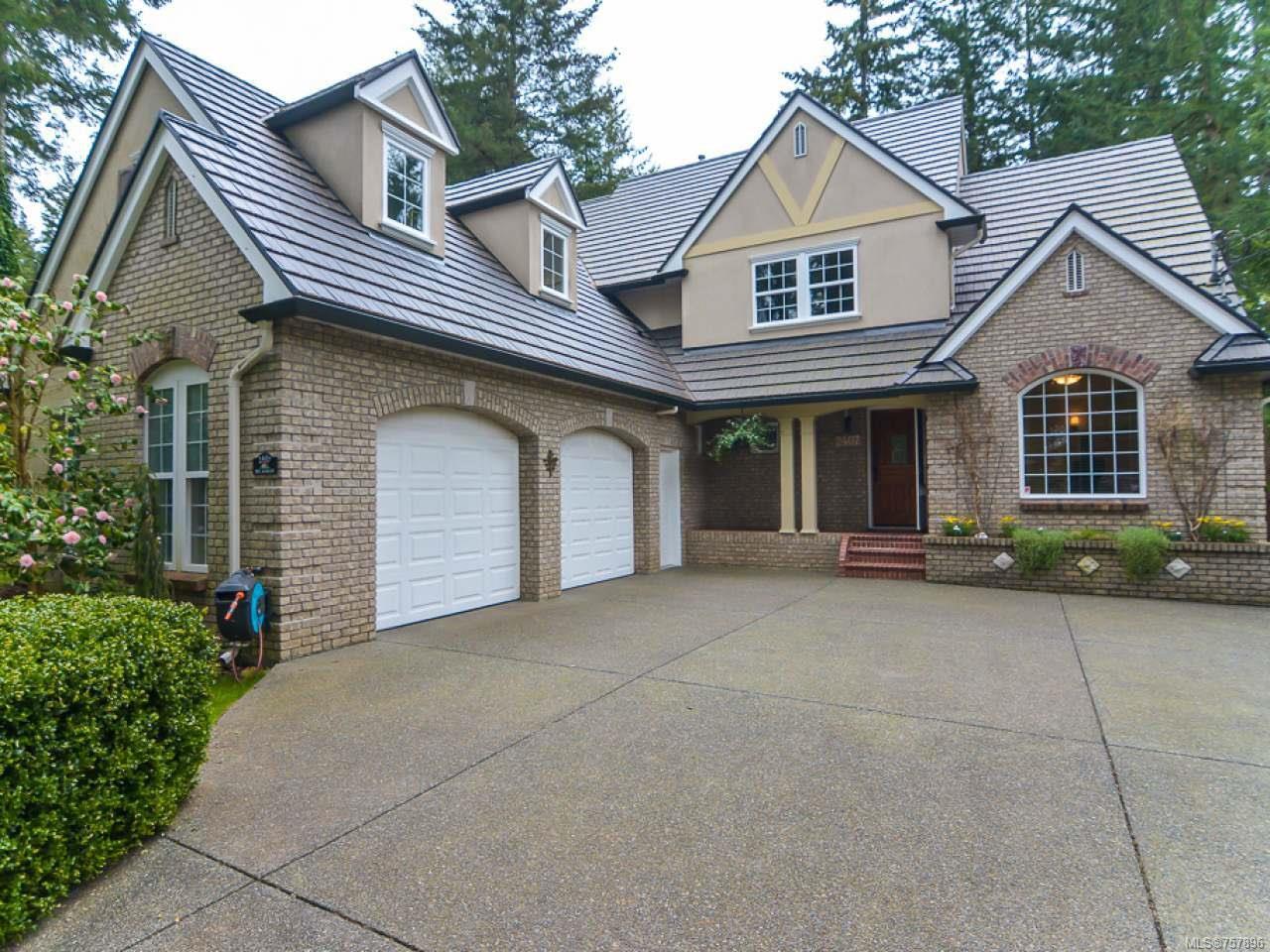 Main Photo: 2407 DESMARAIS PLACE in COURTENAY: CV Courtenay North House for sale (Comox Valley)  : MLS®# 757896