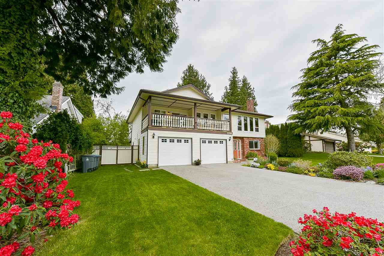 "Main Photo: 1705 142 Street in Surrey: Sunnyside Park Surrey House for sale in ""Ocean Bluff"" (South Surrey White Rock)  : MLS®# R2165784"