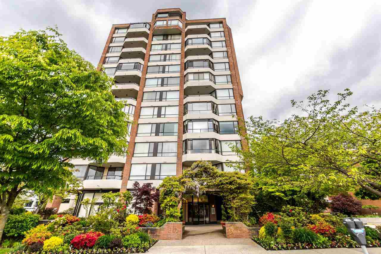 Main Photo: 1104 2189 W 42ND Avenue in Vancouver: Kerrisdale Condo for sale (Vancouver West)  : MLS®# R2168215