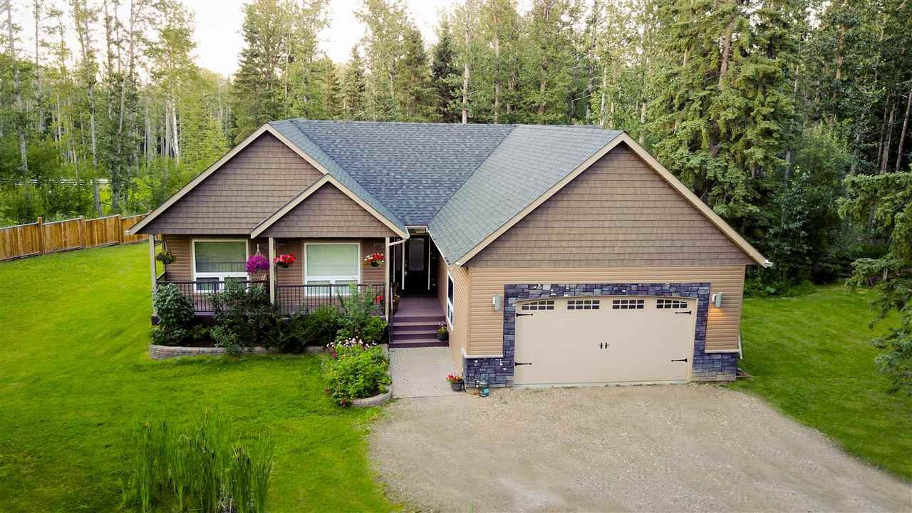Main Photo: 13547 N 281 Road in Charlie Lake: Lakeshore House for sale (Fort St. John (Zone 60))  : MLS®# R2173325