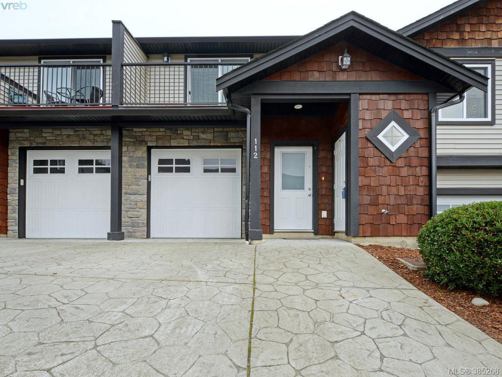 Main Photo: 112 6838 W Grant Rd in SOOKE: Sk Broomhill Row/Townhouse for sale (Sooke)  : MLS®# 774093