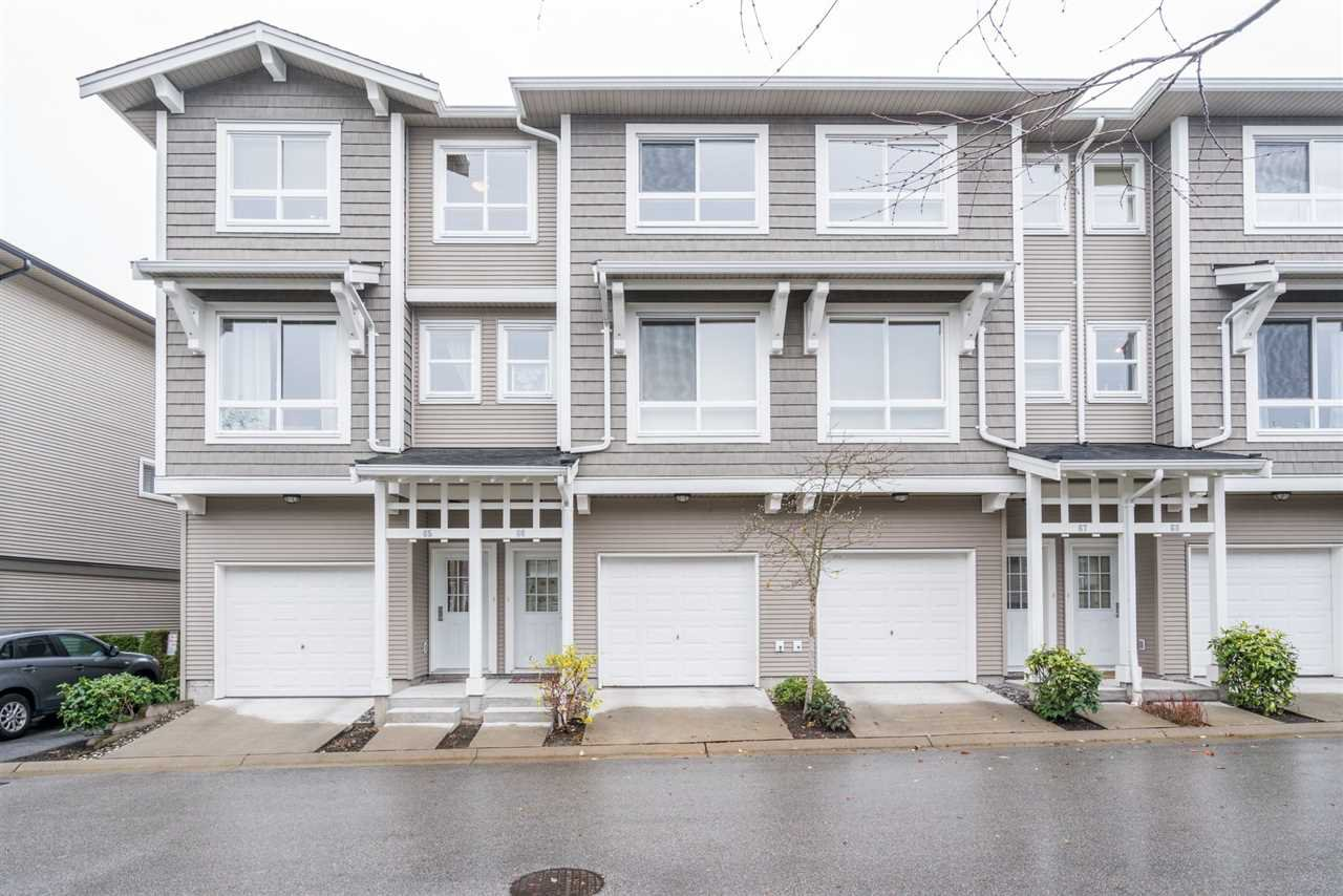"Main Photo: 65 2729 158 Street in Surrey: Grandview Surrey Townhouse for sale in ""KALEDAN"" (South Surrey White Rock)  : MLS®# R2221536"