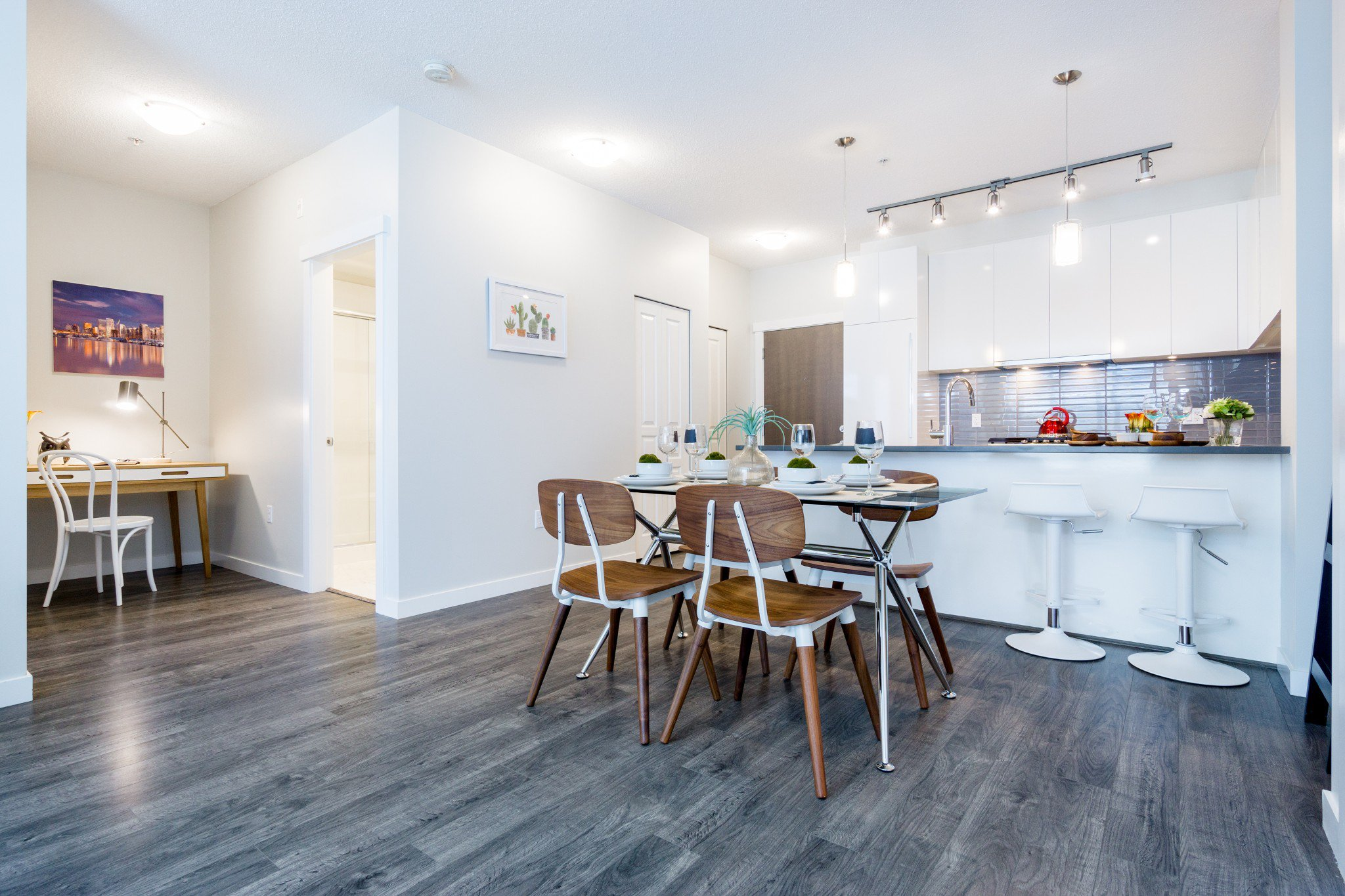 """Photo 13: Photos: 402 9311 ALEXANDRA Road in Richmond: West Cambie Condo for sale in """"ALEXANDRA COURT"""" : MLS®# R2266613"""
