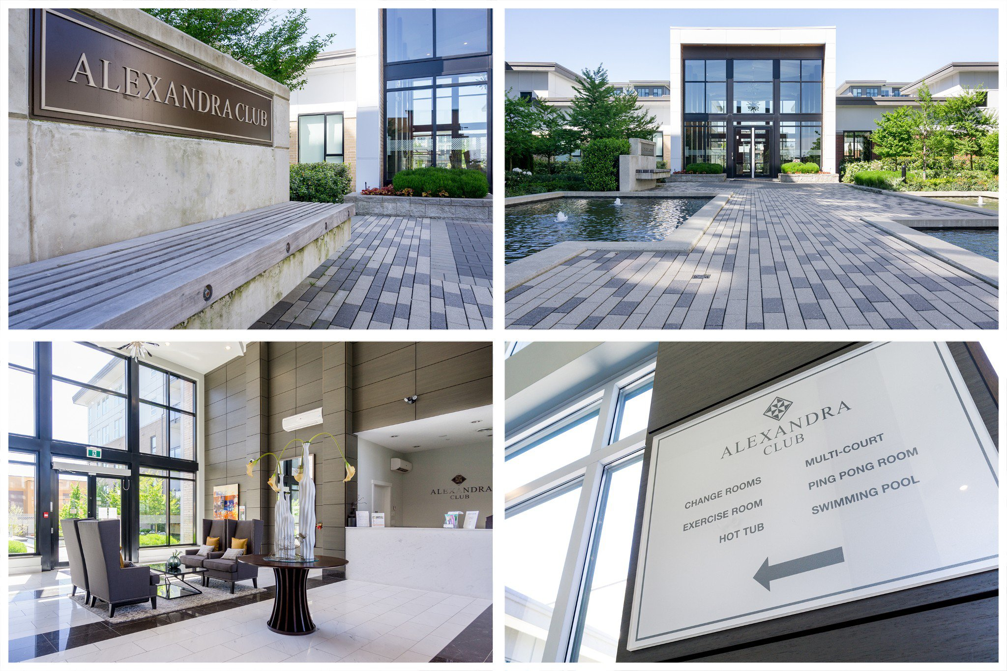 """Photo 39: Photos: 402 9311 ALEXANDRA Road in Richmond: West Cambie Condo for sale in """"ALEXANDRA COURT"""" : MLS®# R2266613"""
