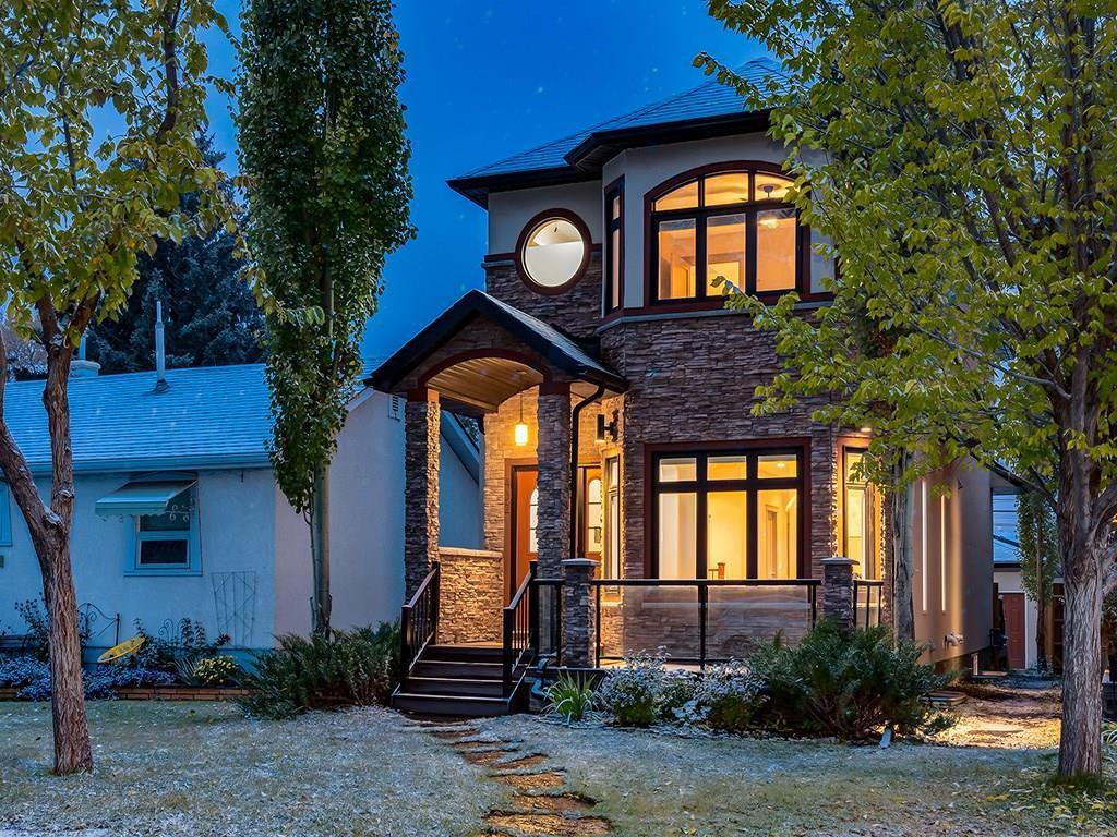 Main Photo: 432 29 Avenue NW in Calgary: Mount Pleasant Detached for sale : MLS®# C4210504